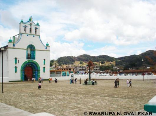 Church of Chamula