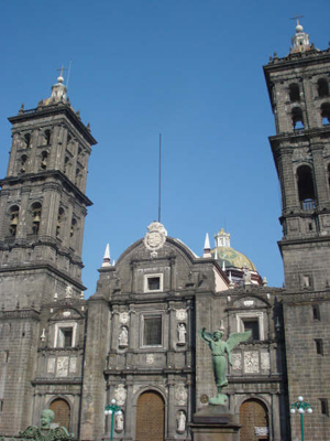 Cathedral of Puebla