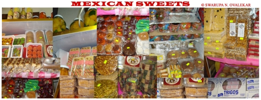 Traditional Mexican sweets